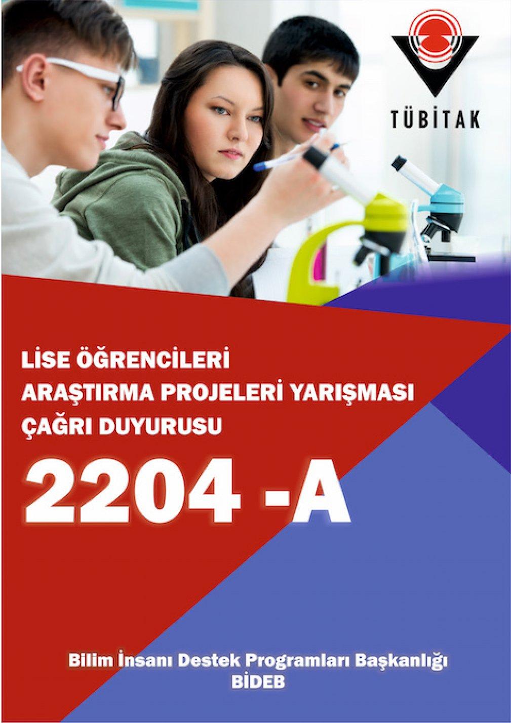 TUBİTAK 2204A